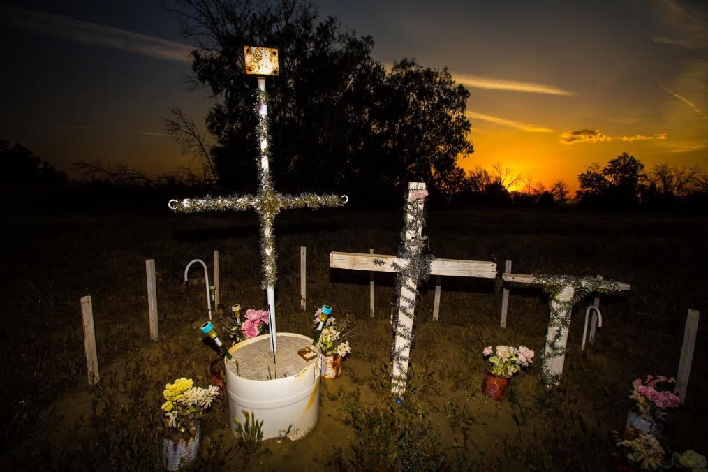 Death Shrines of Huron