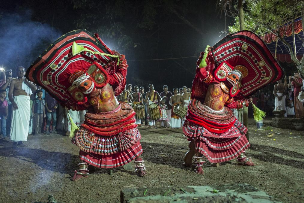 Theyyam - Gods on Earth Series