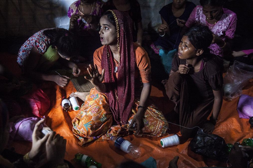 Young Rohingya Girls - Voices, Concerns and Aspirations