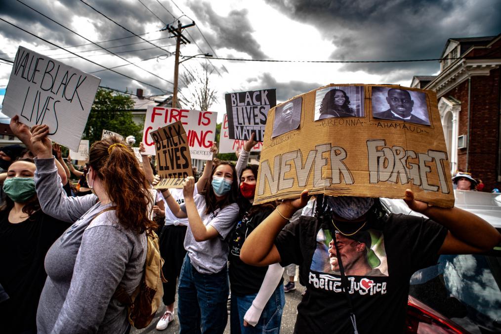 We Have Had Enough! Black Lives Matter Western Mass 2020