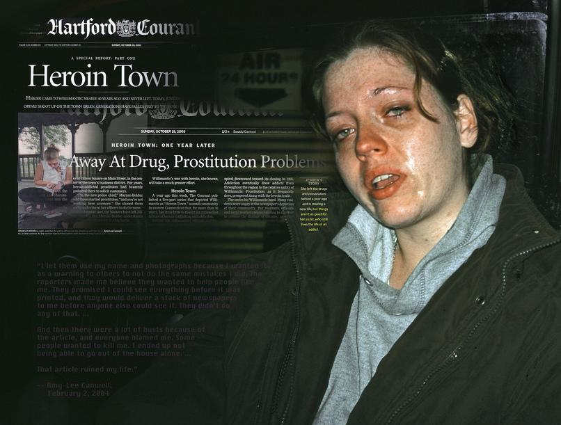 United States | Good Girls on Bad Drugs | M M Braunstein