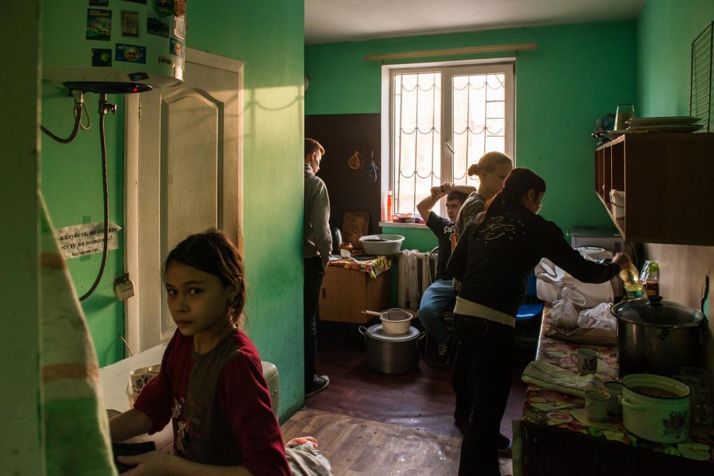 Ukraine's War Children