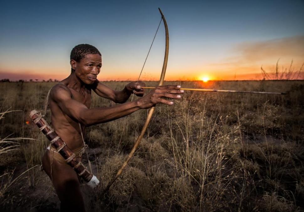 Bushmen | Tribe, Culture and Traditions