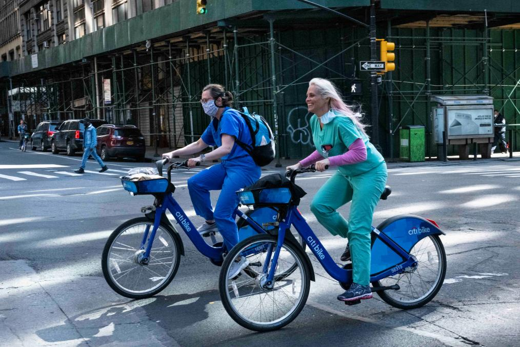 New York City in the Time of Coronavirus: Life Interrupted