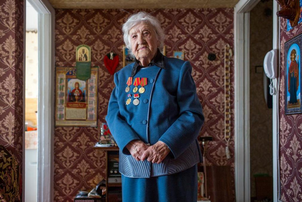 I Am History : editorial on the last WWII vets in Magadan, Russia.