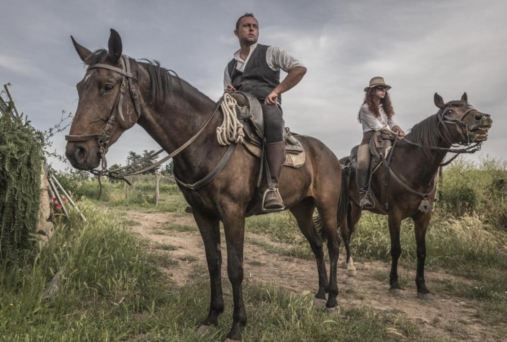 The Italian Cowboys of Maremma (I Butteri di Maremma)