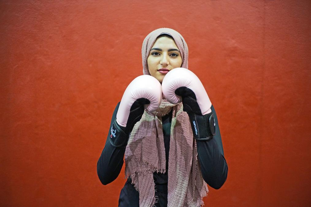 American-Muslims: Millennial Women
