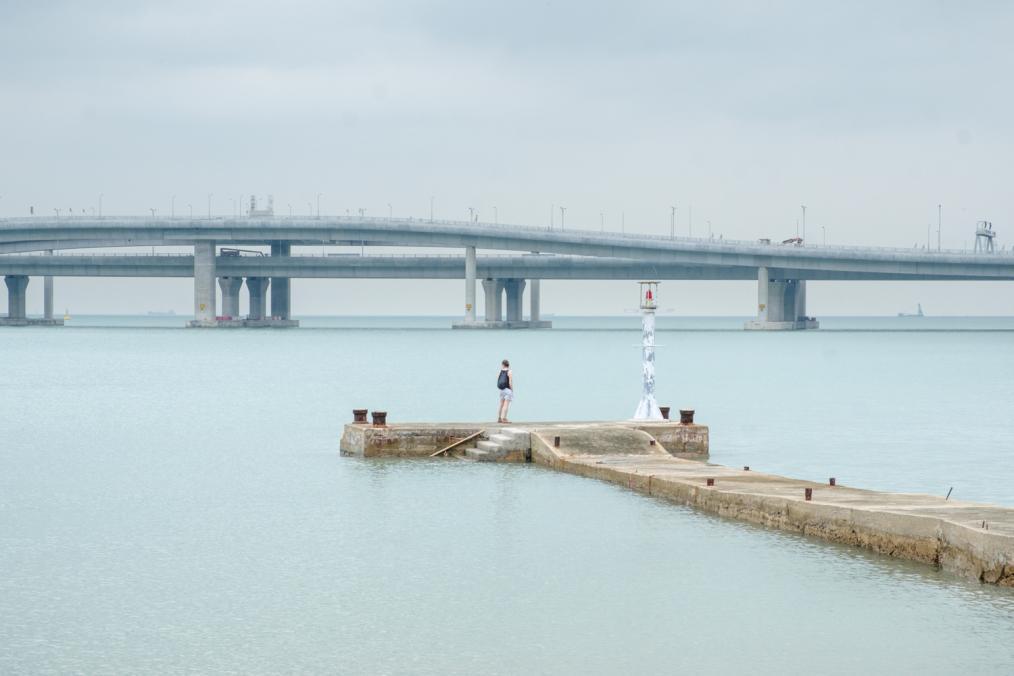 The Pearl river Delta Megacity