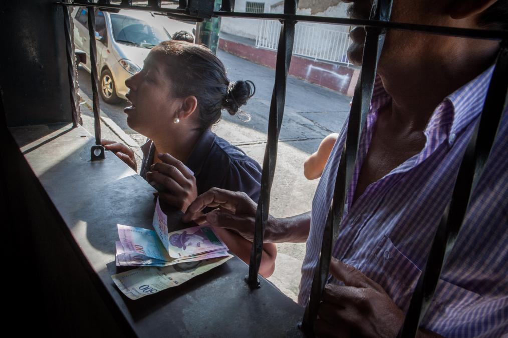 Hunger and Thirst in Venezuela