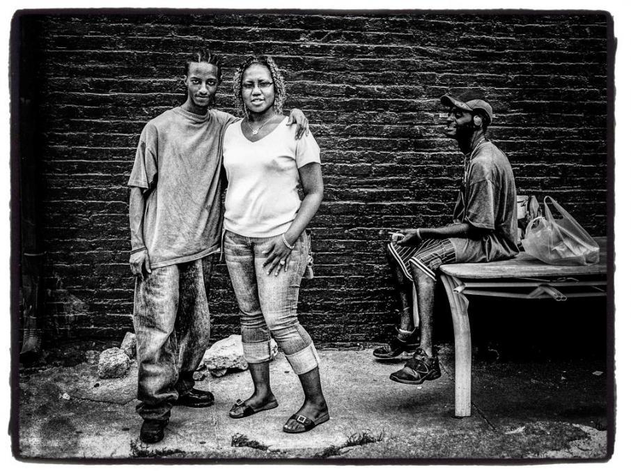 Baltimore Street Portraits