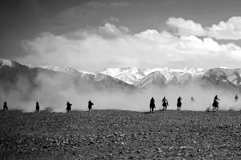 Xinjiang, identities on borrowed time