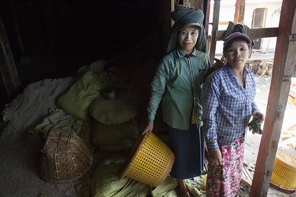 The Salt Factory Women