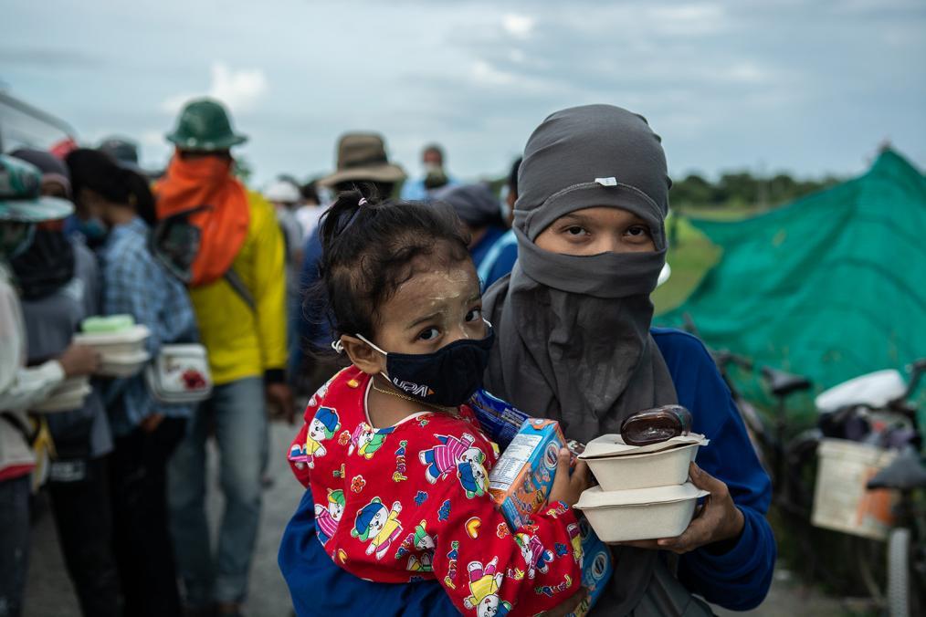 Feeding the Vulnerable- Thailand's Third Covid Wave 2021