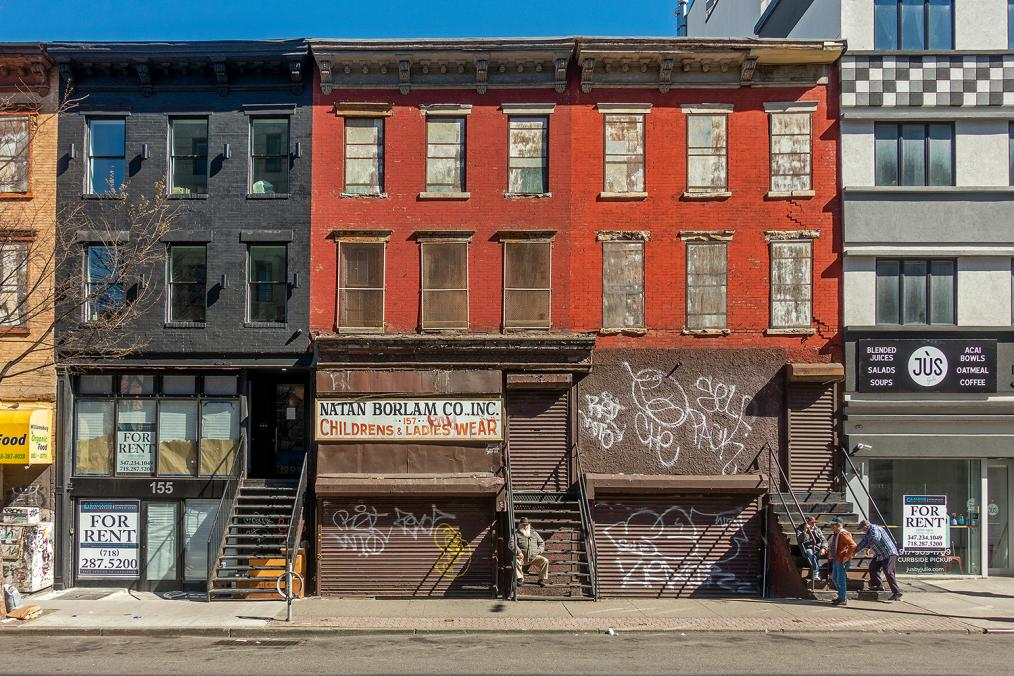 Williamsburg, BKN: In Time of Plague