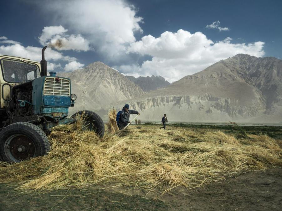 The Wakhan: Fellowship of the Harvest