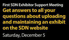 Exhibitor Support Meeting